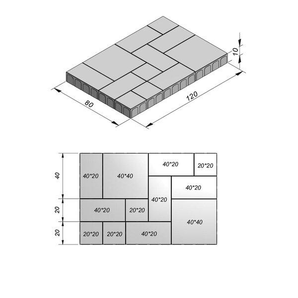 Product image for Multiformat Meander