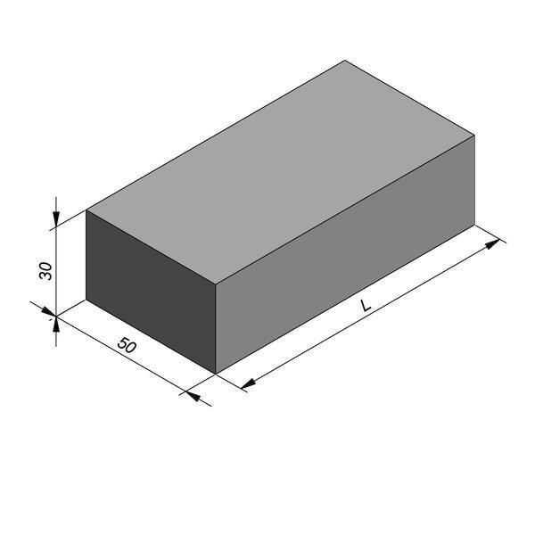 Product image for Kantstrook 30x50 cm