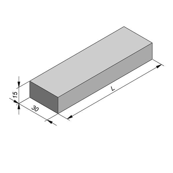 Product image for Kantstrook 15x30 cm