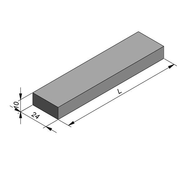 Product image for Kantstrook 10x24 cm