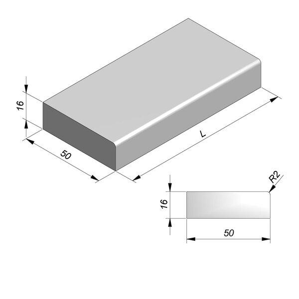 Product image for Mega-escalier 16x50 R2