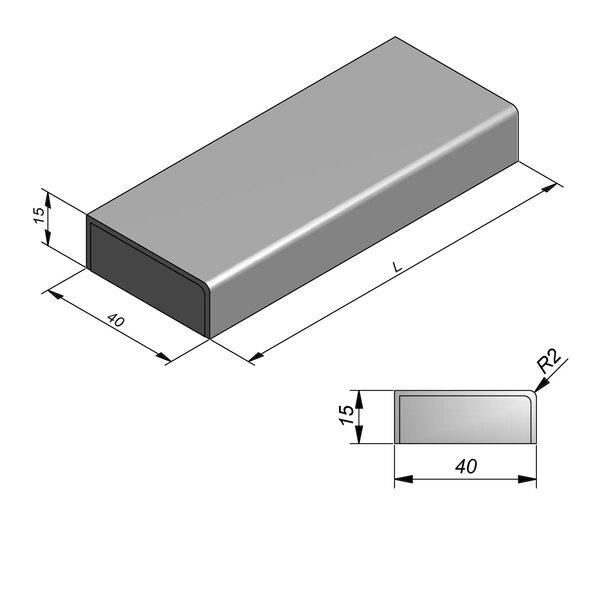 Product image for Mega-escalier 15x40 R2
