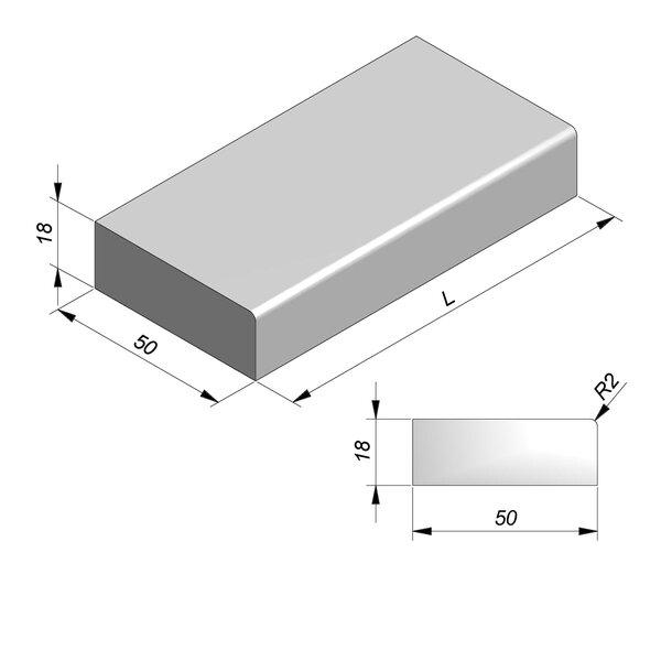 Product image for Mega-escalier 18x50 R2
