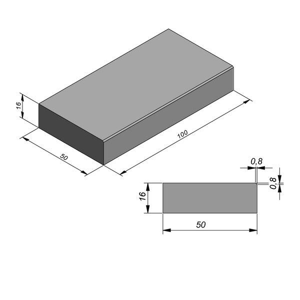 Product image for Mega-escalier 16x50 0,8/0,8