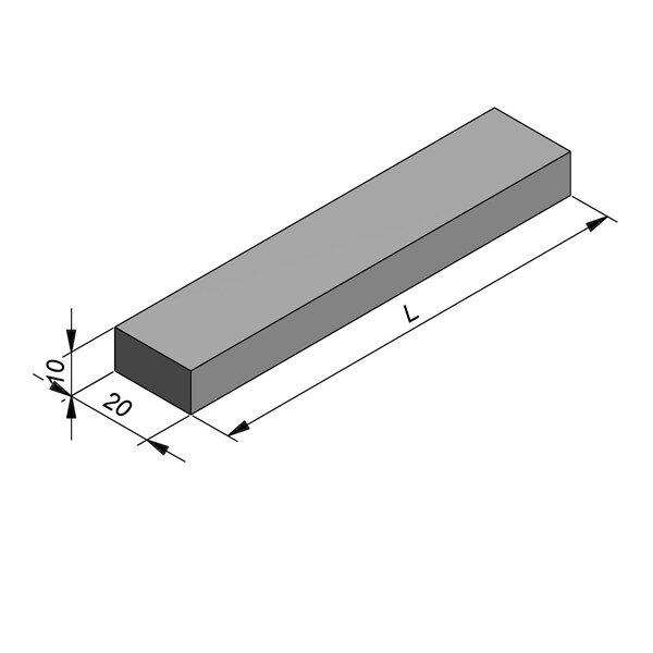 Product image for Kantstrook 10x20 cm