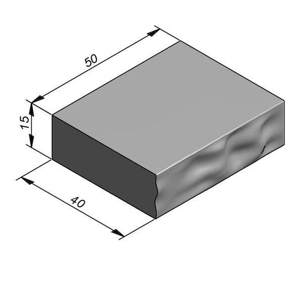 Product image for Mega-escalier 15x40 clivé