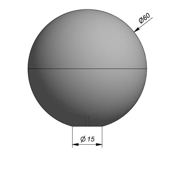 Product image for Objects Sphère décoratif Sphere Diam. 60 cmx60 cm (H)